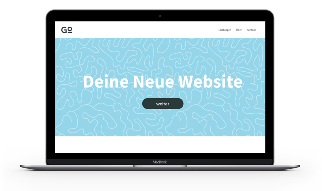 Lisa Breyer Grafikdesign Website für Businessfrauen